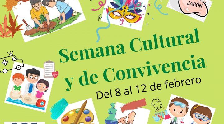 Semana Cultural y de Convivencia 2021