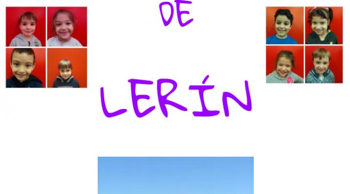 Proyecto «Lerín» desarrollado por el alumnado de 2º de Ed. Infantil (4 años)